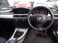 BMW 3 SERIES 2.0 320d M Sport Edition 4dr (black) 2008