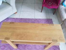 Coffee or Entrance table