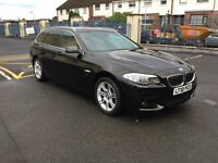 2012 BMW 520d ONLY 40000miles + M-SPORT PACK