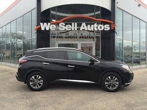2016 Nissan Murano SL AWD*LOADED*ACCIDENT FREE*