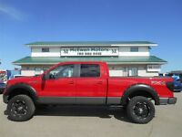 2010 Ford F-150 FX4 Lifted Crew 4x4