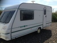 Sterling Europa 460/2 berth year 2000 PX welcome