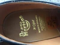 Dr Martens Black Shoes Size 9 (8249)
