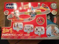 Chicco Ducati 3 in 1 multiplayer track