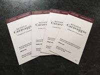 Beyond Caravaggio Exhibition tickets at the national gallery in London