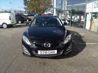 2010 10 MAZDA 6 2.2 D SPORT 5D 180 BHP****GUARANTEED FINANCE****