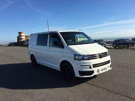 VW T5 TRANSPORTER KOMBI SPORTLINE FACELIFT PX WELCOME