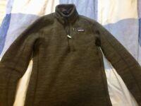 Patagonia Better Sweater Fleece Jacket - Small, Men's, Brown