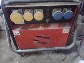 YANMAR DIESEL 5KVA GENERATOR INDUSTRIAL QUALITY MACHINE