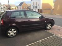 Volkswagen Polo 2002 diesel 1.4 £250 ONO - Spares or Repair