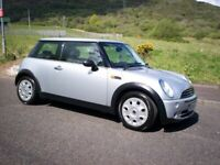 **LOW MILEAGE**2005 MINI ONE 1.6 3DR HATCH**SUPERB VALUE**IDEAL CITY CAR**LOW RUNNING COSTS**