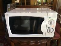 Essentials 750w 30 Litre Microwave