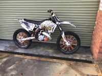 Ktm sx125 sx 125 not Cr 125 yz125 cr125