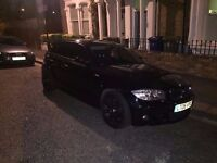2006 CHEAPEST BMW 1 SERIES M SPORT BARGAIN IMMACULATE CONDITION HALF LEATHERS ( AUDI A3 ASTRA GOLF