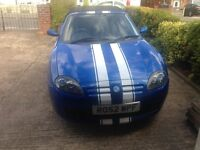 MG TF CONVERTIBLE 2002 EXCELLENT CONDITION