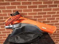 Flymo Electric Garden Blower Vac