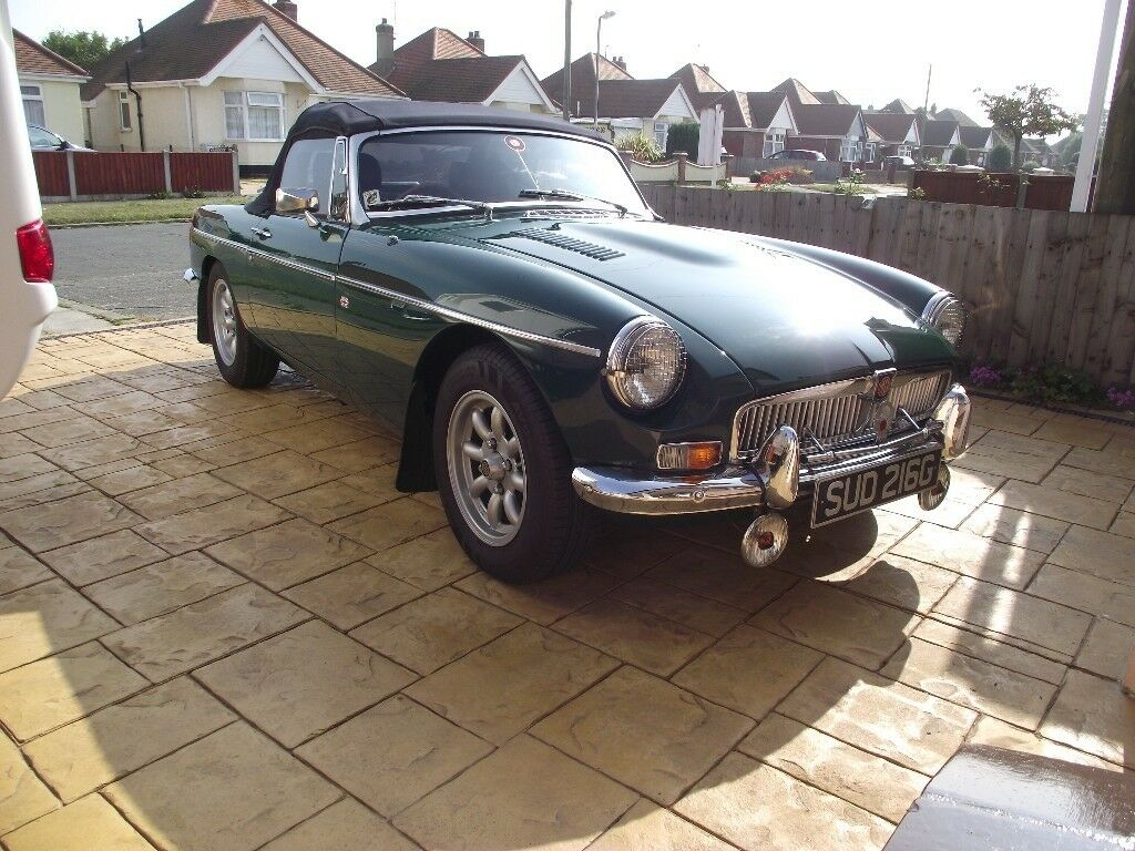 1968 MGB V8 Roadster Classic car, Low mileage , Road Tax Exempt, 12mths MOT  | in Holland-on-Sea, Essex | Gumtree