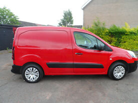 CITROEN BERLINGO 625 LX HDI 61 PLATE 2012 MOT DEC 2017