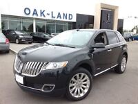 2011 Lincoln MKX AWD,VISTA ROOF ,NAV 20 INCH WHEELS+RATES AS LOW