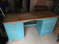 Oak Painted Dresser with Drawers