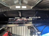 Exodus roof box