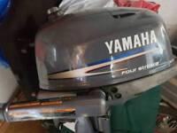 Yamaha 4hp 4 stroke longshaft £299