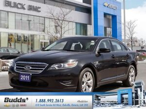 2011 Ford Taurus SEL CERTIFIED , ONE OWNER