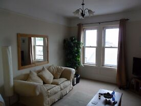 For rent. Large 2 bedroom flat in Donaghadee town center.