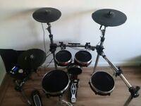 Electronic Drum Kit - Alesis Crimson