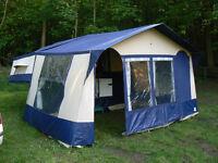 Conway Countryman Folding Camper 2002 model.