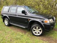 AUTOMATIC 4x4 - FOUR WHEEL DRIVE SHOGUN SPORT - FULLY LOADED