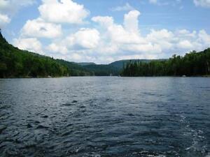 Plusieurs Terrains bord de l'eau, lac Miguick, Rivières-à-Pierre