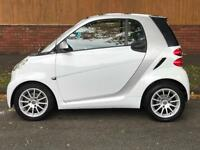 SMART CAR FORTWO COUPE SAT NAV PAN ROOF FULL SERVICE HISTORY