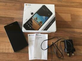 Microsoft Lumia 650- immaculate- only used for 3 months