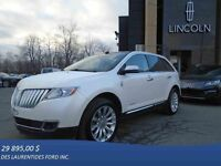 2013 LINCOLN MKX LIMITED  GARANTIE 10ANS*