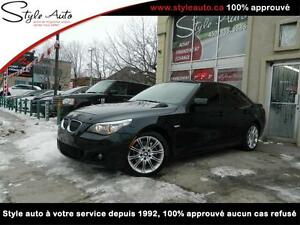 2008 BMW 5 Series 535xi M PACKAGE