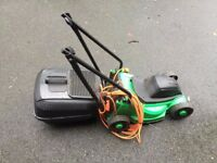 Lawnmower grass cut to sale