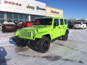 2013 Jeep WRANGLER UNLIMITED Sahara 4D Utility 4WD