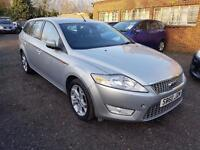 FORD MONDEO 2.0 TDCi Titanium [163] 5dr Powershift (silver) 2011