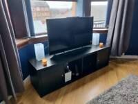 Selection of black brown ikea furniture