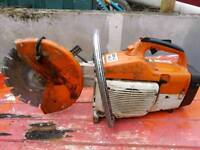 Stihl saw TO LATE ITS SOLD