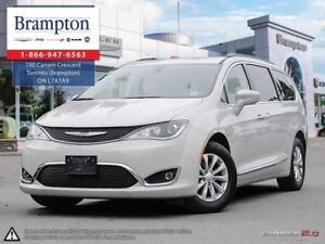 2017 Chrysler Pacifica TOURING L | EX  CHRYSLER COMPANY DEMO | 8