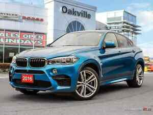 2016 BMW X6 M | AWD | BLIND SPOT PKG | HUD | SUNROOF |