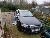 Audi A6 2007 spares/repairs