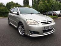 2006 Toyota Corolla 1.6 VVT-i SR 5 Door MOT: January 2018 1 OWNER