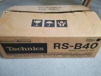 Technics Tape Deck RS B40