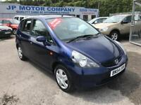 2004 HONDA JAZZ SE CVT BLUE AUTOMATIC LOW MILEAGE VERY RARE LITTLE CAR
