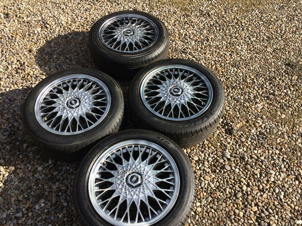 Ford Sierra Cosworth 3dr Rs500 Alloy Wheels In Stanley County Durham Gumtree