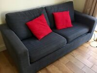 Two seater John Lewis sofa