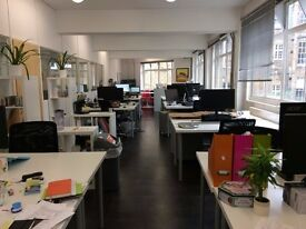 Holborn shared office space in great location